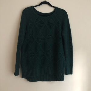 American Eagle Dark Teal Sweater